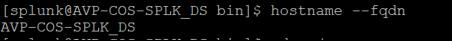 splunk kv store errors 5