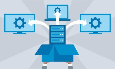 Deployment Server Architecture