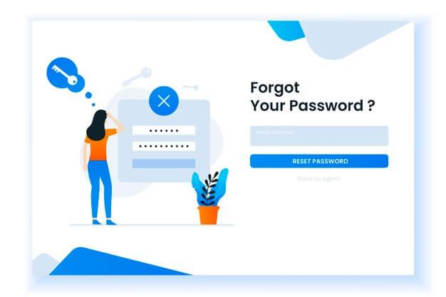 Forgot Password in Splunk
