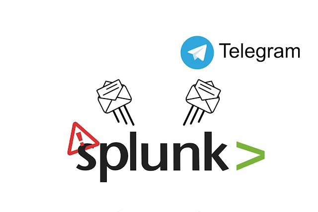 Telegram Alert Action in Splunk
