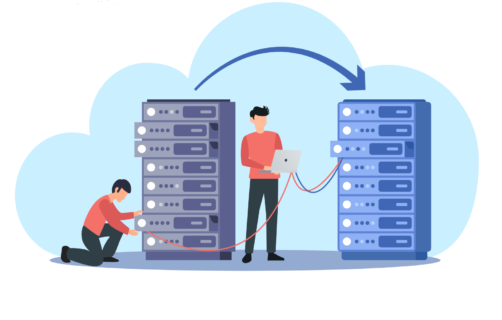 DMC Migration from One Server to Another