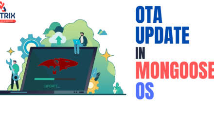OTA update in mongoose os