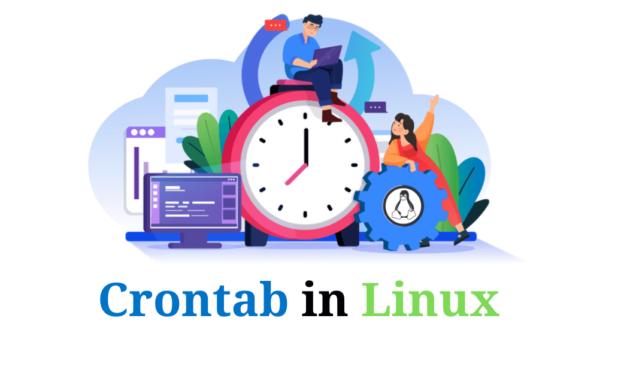 Crontab in Linux