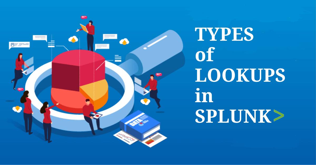 Types of Lookups in Splunk