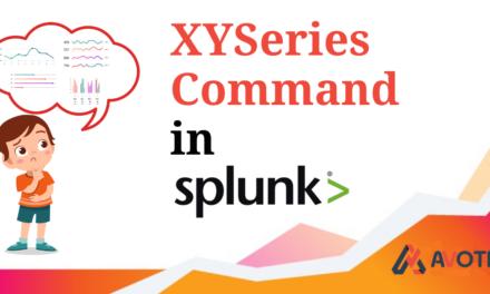 XYSERIES Command in Splunk