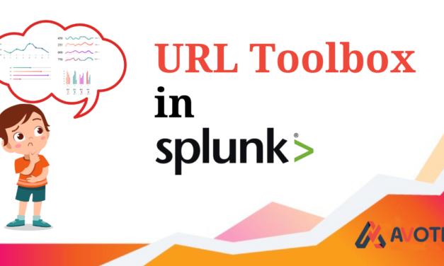 URL Toolbox in splunk
