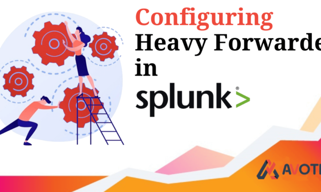 Configuring heavy forwarder in splunk